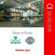 bodegas certificadas